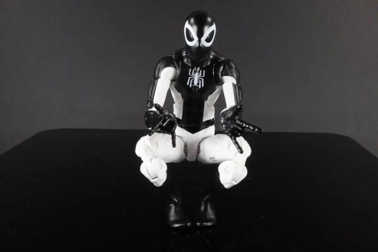 Marvel Legends: Negative Zone Spider-Man figure leaked