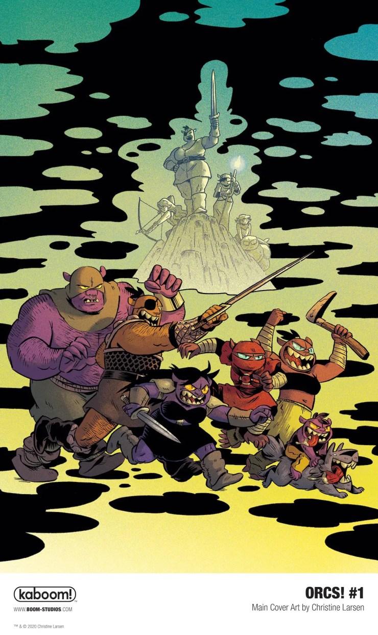 Orcs! #1 BOOM! Studios
