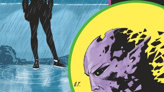 EXCLUSIVE Dark Horse First Look: Resident Alien: Your Ride's Here #4
