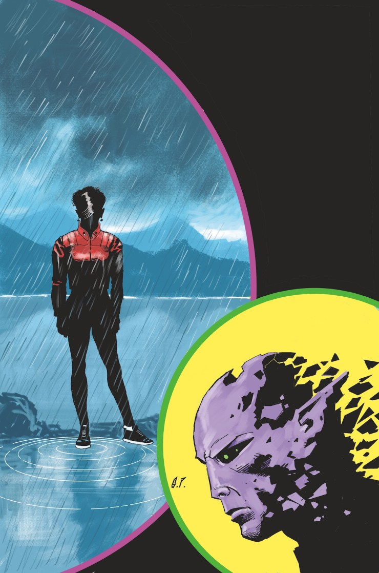 Dark Horse First Look: Resident Alien: Your Ride's Here #4