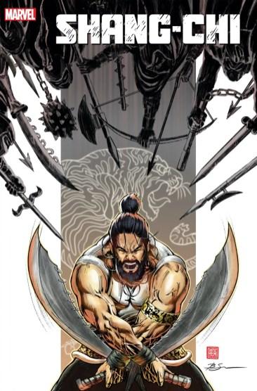 Shang-Chi #2 2nd printing