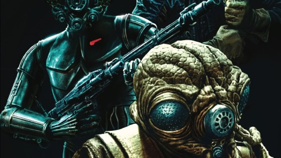 Marvel Preview: Star Wars: Bounty Hunters #7