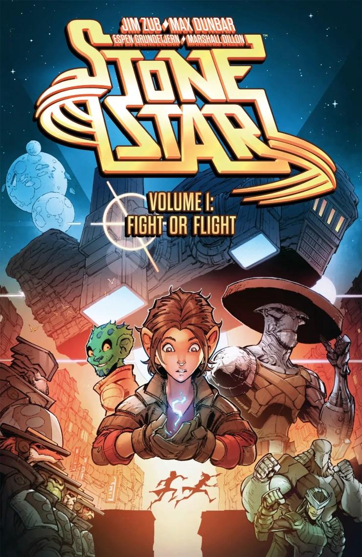 comiXology Originals Dark Horse Comics Stone Star