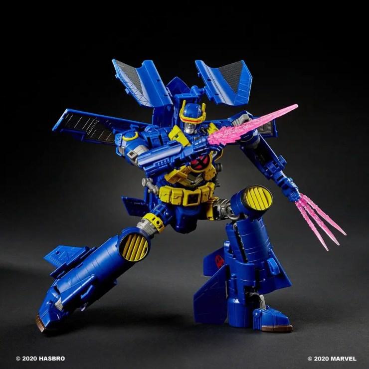 X-Men Monday #84 - David Nakayama Talks the Transformers Collaborative's Ultimate X-Spanse