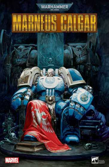 Warhammer 40,000 February Marvel Solicitations
