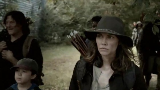 'The Walking Dead': Hershel Rhee makes first appearance in new production teaser