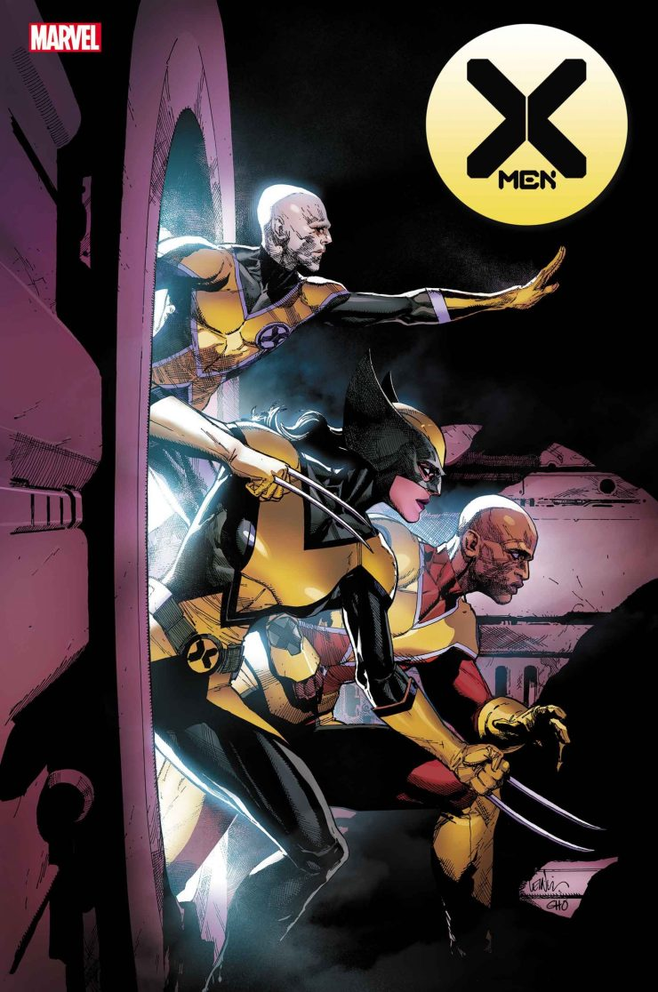 Marvel invites us to 'enter the vault' in X-Men #18