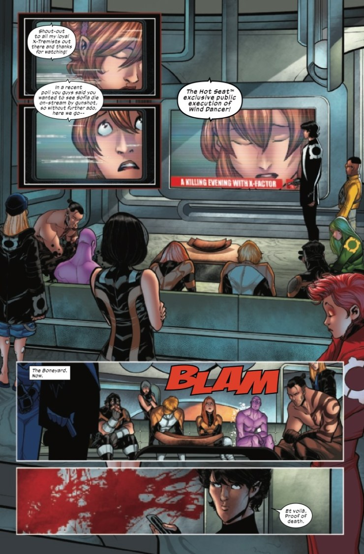X-Factor #5 preview
