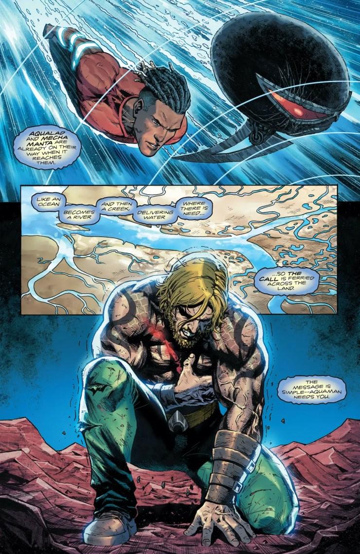 DC Preview: Aquaman #65