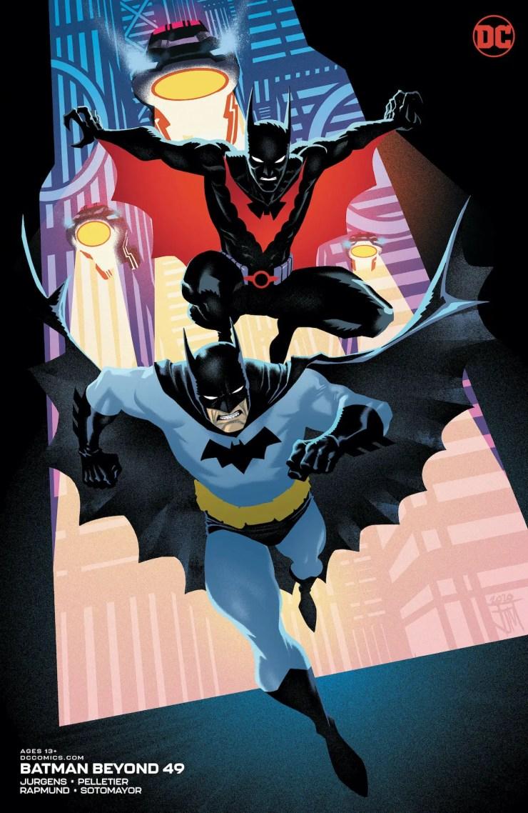 DC Preview: Batman Beyond #49