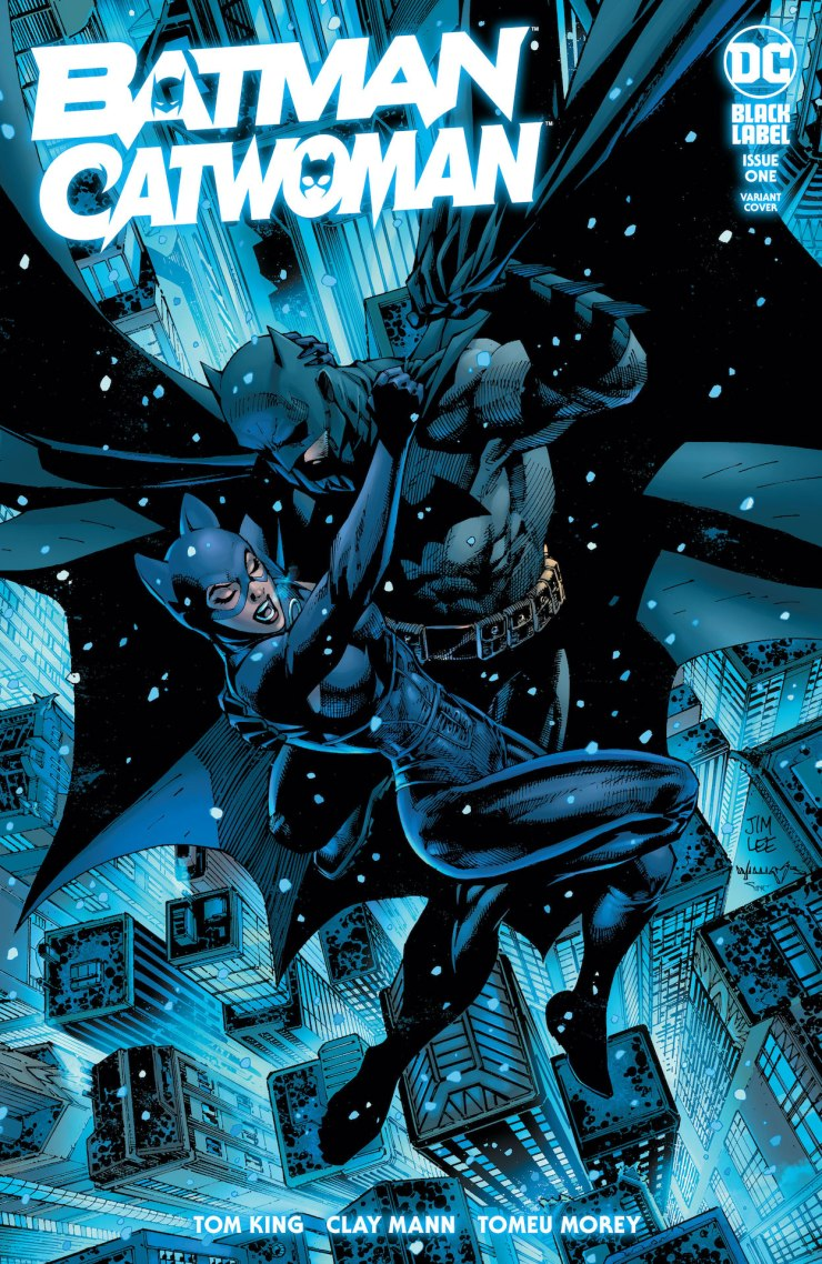 /Catwoman (2020-) #1