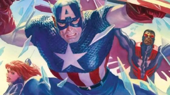 'Captain America' #25 review