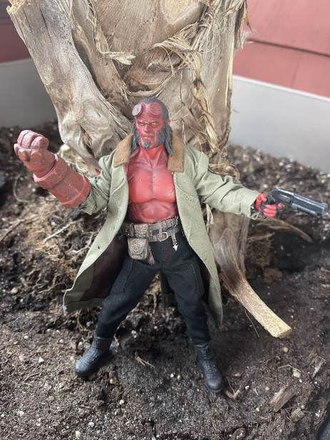 Hellboy movie 2019 One:12 Collective action figure review