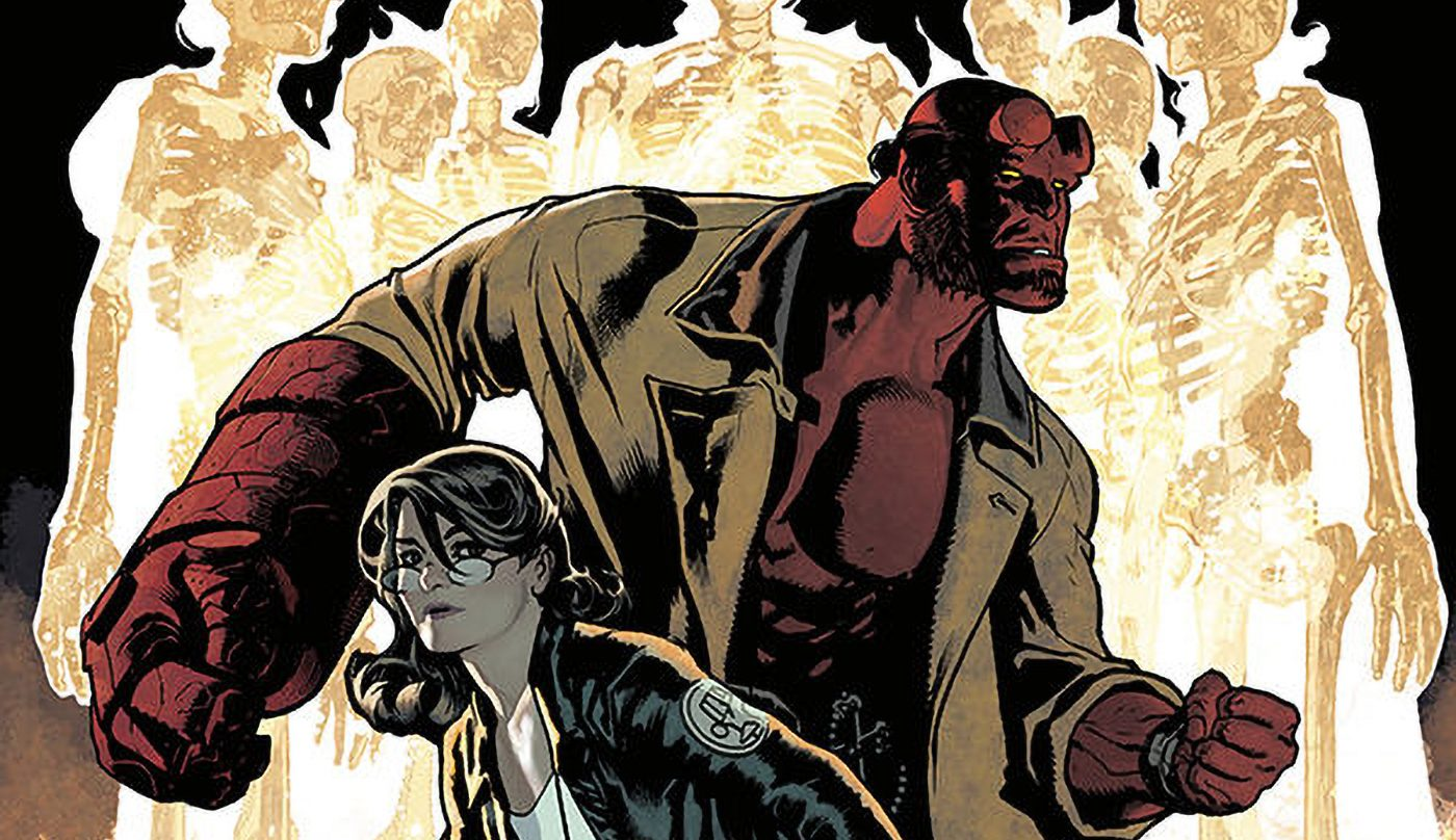 'Hellboy and the B.P.R.D. The Seven Wives Club' Review