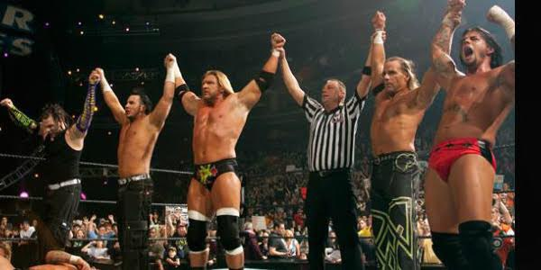 Mt. Rushmores of Wrestling: Survivor Series teams