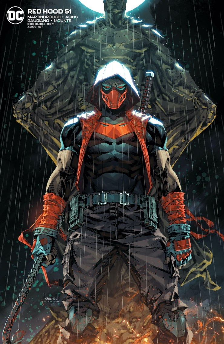 DC Preview: Red Hood and the Outlaws #51