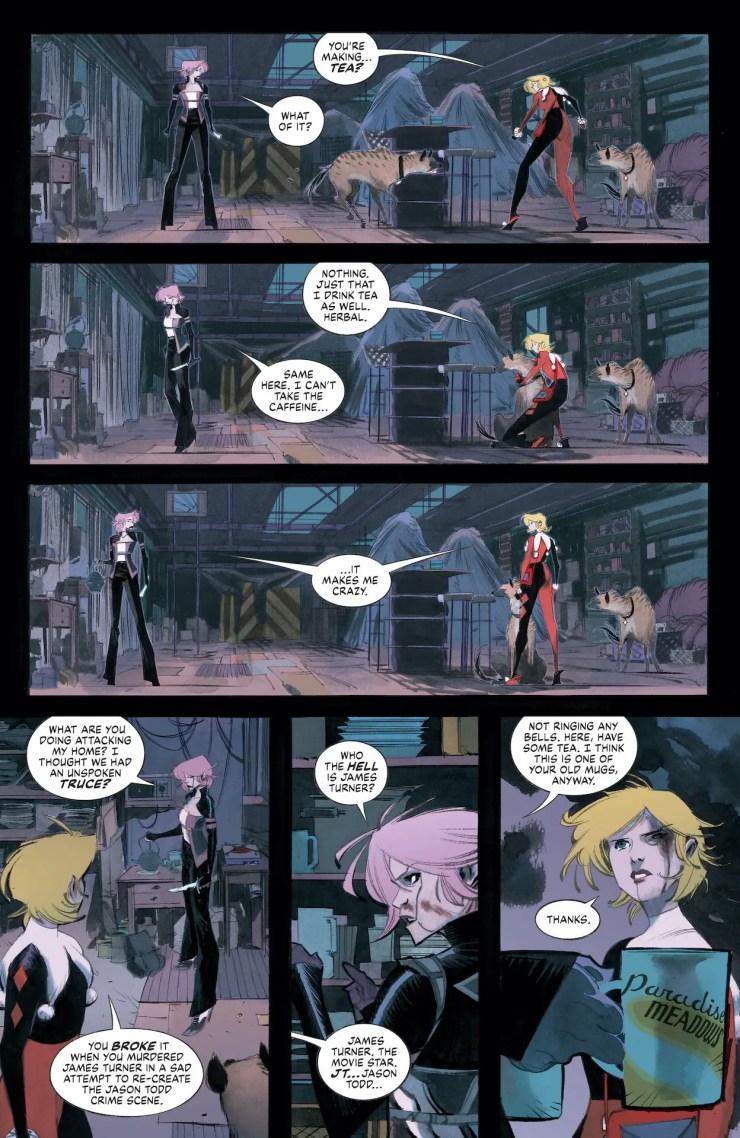 Batman: White Knight Presents: Harley Quinn (2020) #2