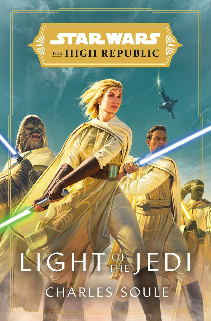 'Star Wars: Light of the Jedi (The High Republic)' review