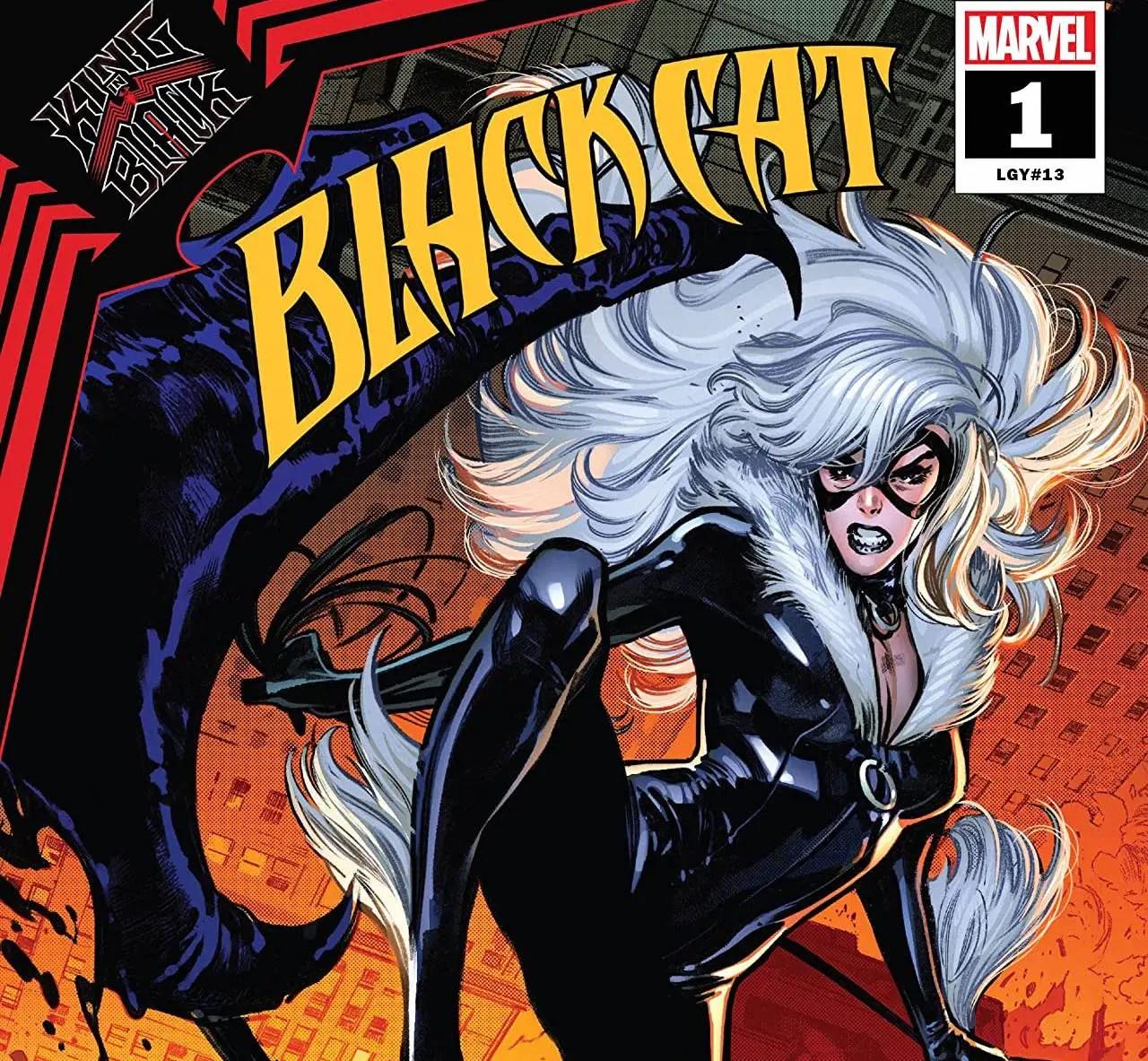 'Black Cat' #1 review