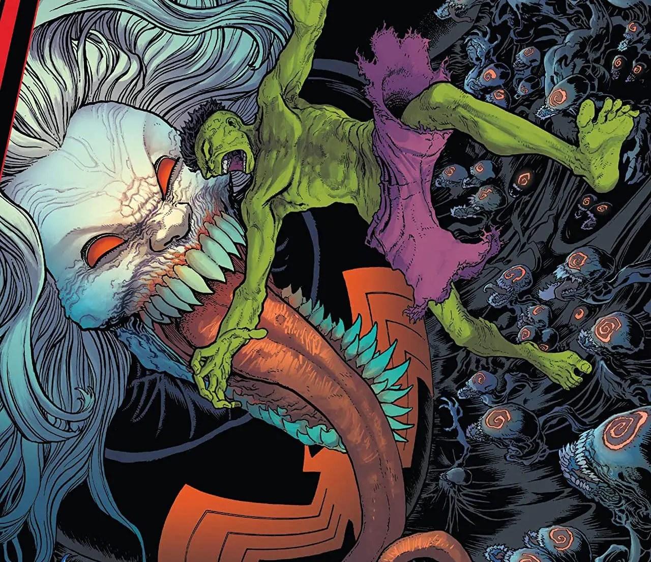 'King In Black: Immortal Hulk' #1 review
