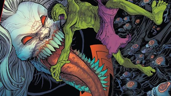 'King In Black: Immortal Hulk' #1 review