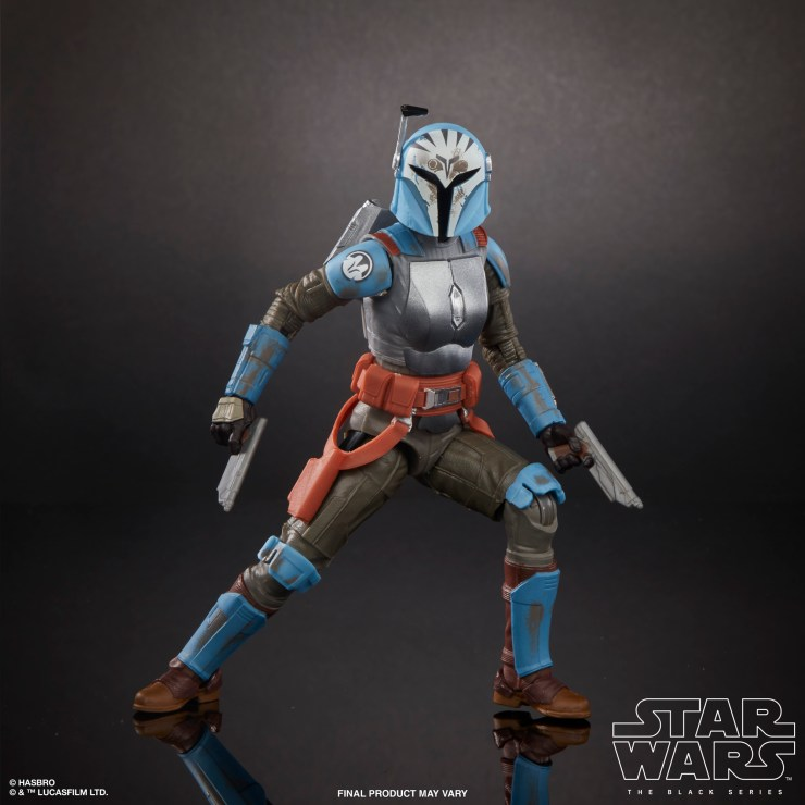 Mando Monday: Bo-Katan Black Series figure revealed