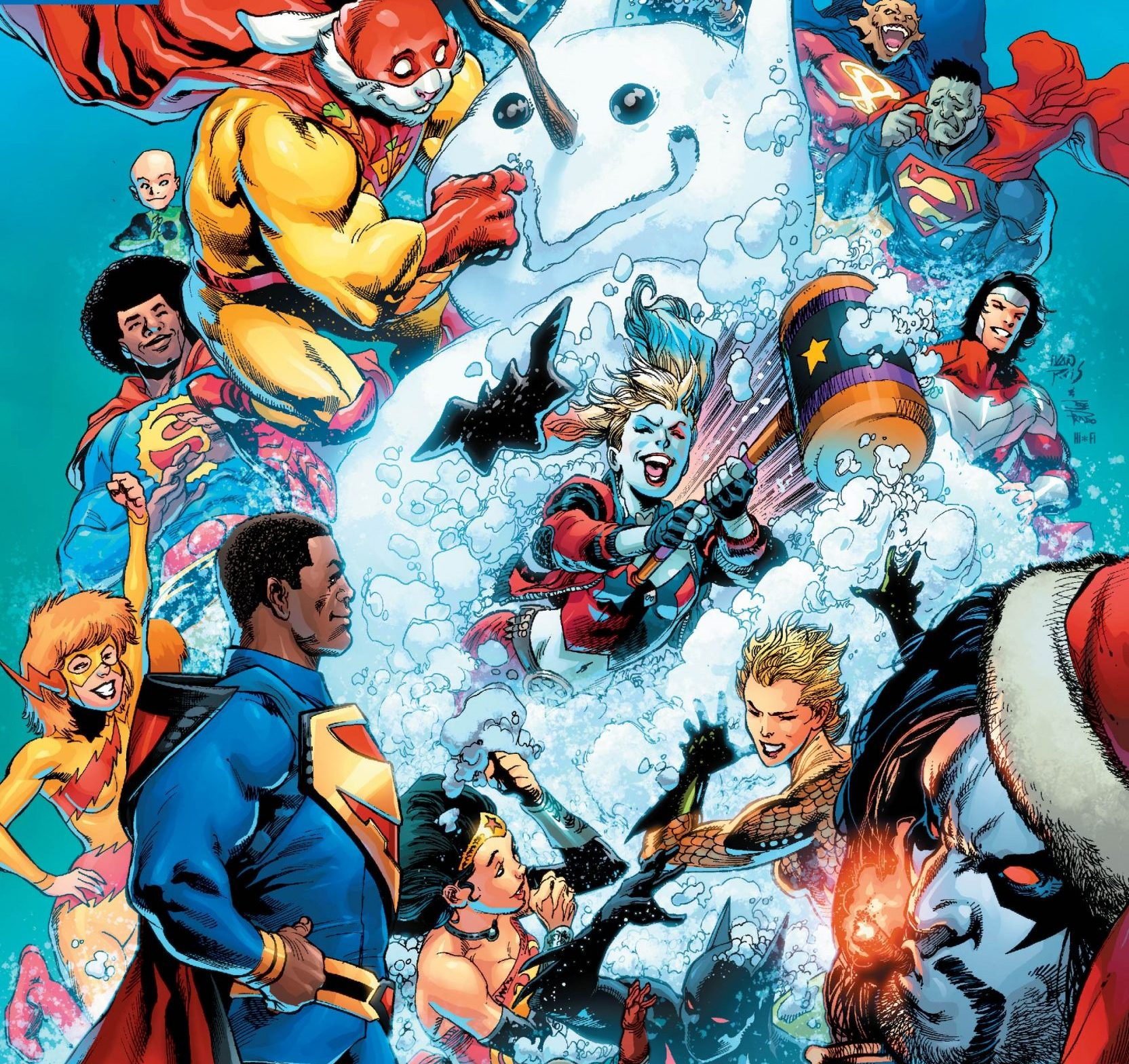 'DC's Very Merry Multiverse' #1 review