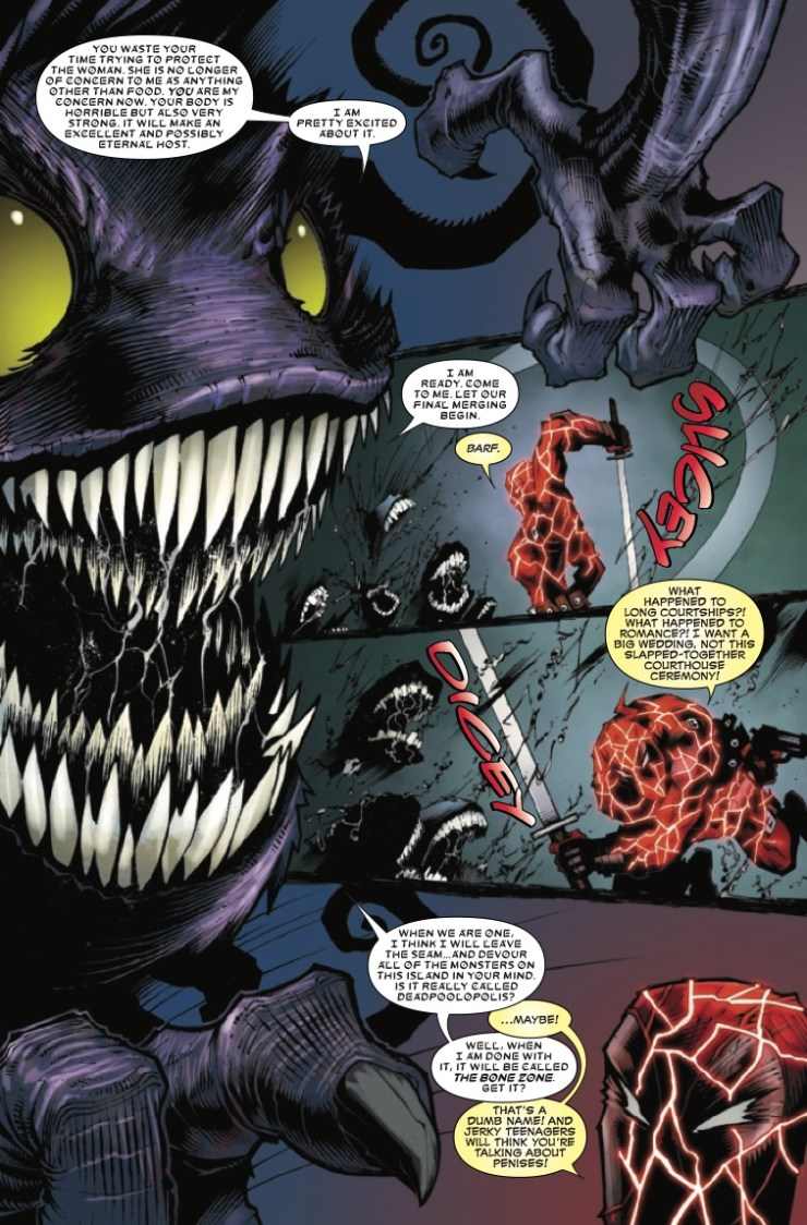 Marvel Preview: Deadpool #9