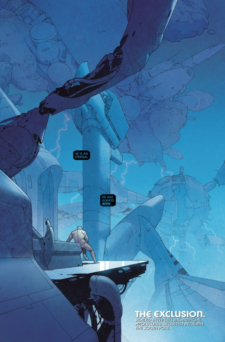 Marvel Preview: Eternals #1