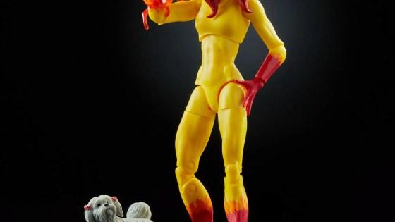 Marvel Legends: New Firestar figure officially revealed