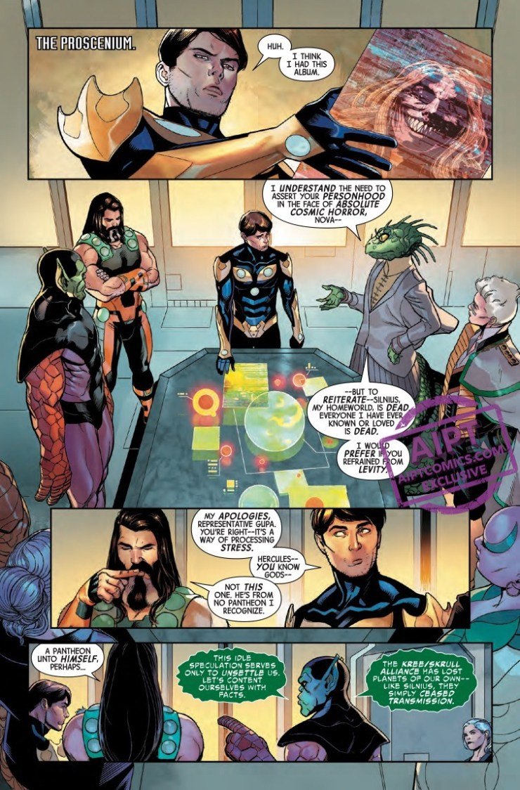 Marvel Preview: Guardians Of The Galaxy #10