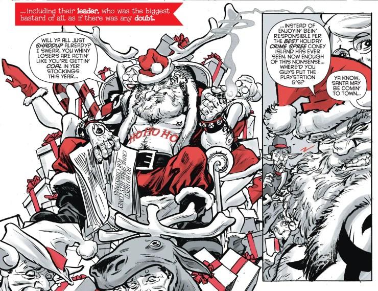 Harley Quinn Black + White + Red (2020-) #16