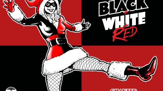 Harley Quinn Black + White + Red (2020-) #17