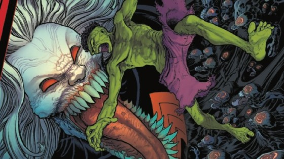 Marvel Preview: King In Black: Immortal Hulk #1