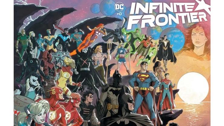 DC Comics to launch new era with 'Infinite Frontier No. 0' Josh Williamson