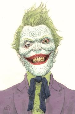 DC Comics launching 'new The Joker' #1 a new ongoing series Frank Quitely