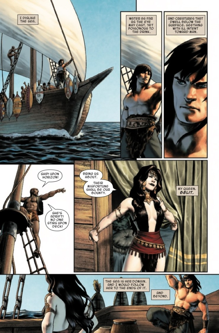 Marvel Preview: King-Size Conan #1