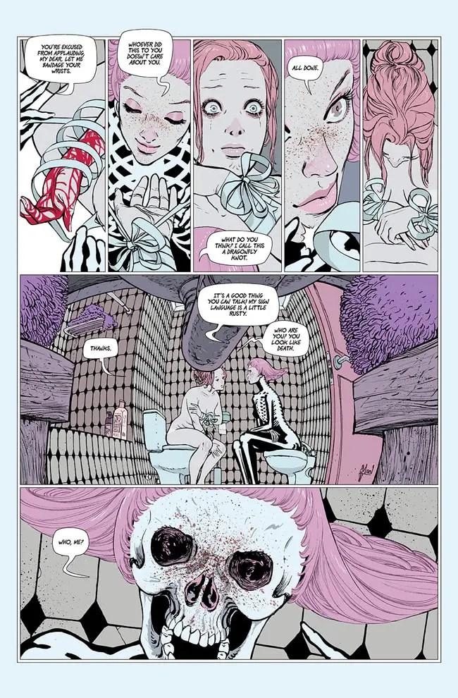 Image Comics to publish Guillem March's 'Karmen' for U.S. release March 2021