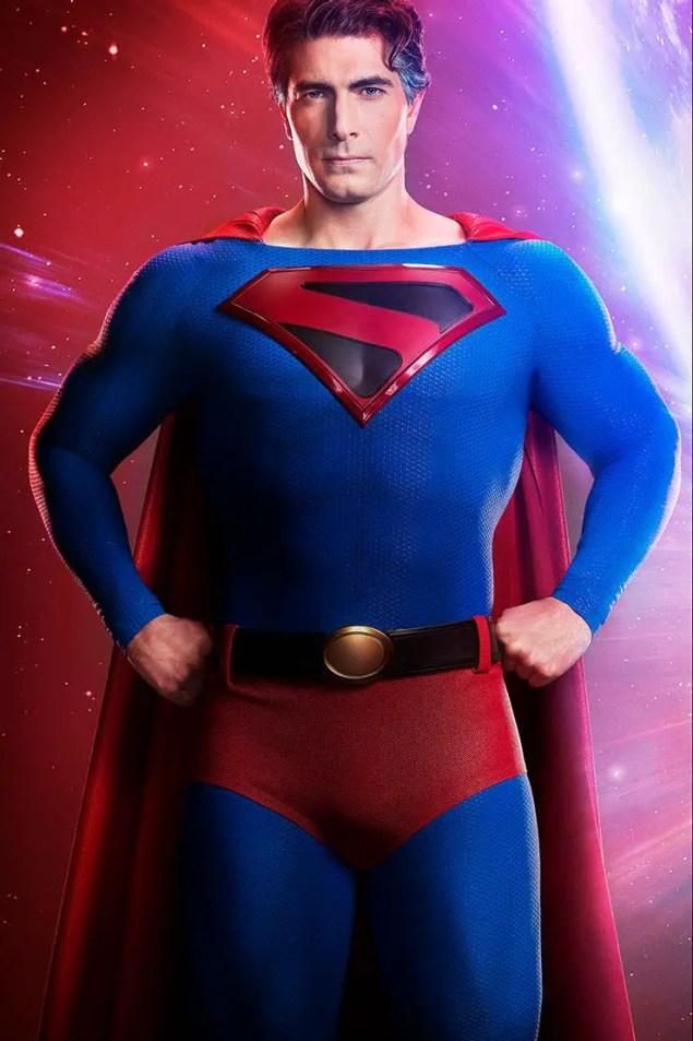 Alex Ross Brandon Routh Superman Kingdom Come