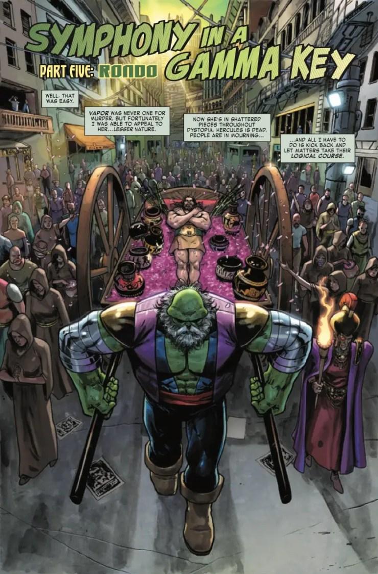 Marvel Preview: Maestro #5