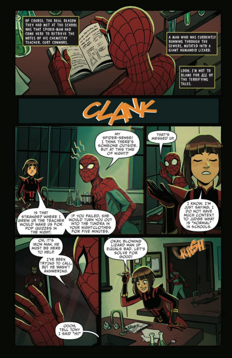 Marvel Action: Chillers #3