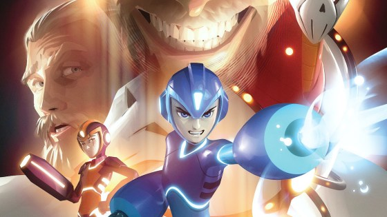 EXCLUSIVE BOOM! Preview: Mega Man: Fully Charged #5
