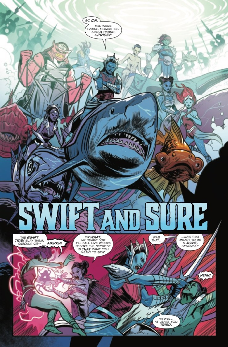 Marvel Preview: King in Black: Namor #2