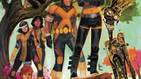 Marvel Preview: New Mutants #14