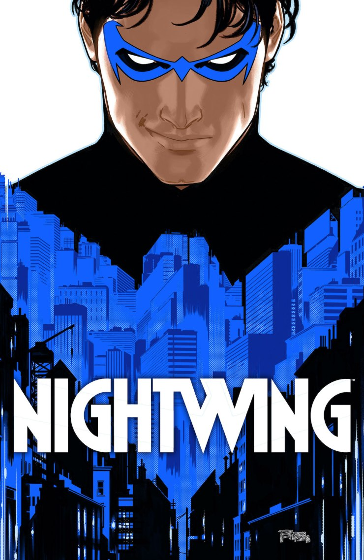 Tom Taylor and Bruno Redondo tapped for 'Nightwing' March 2021