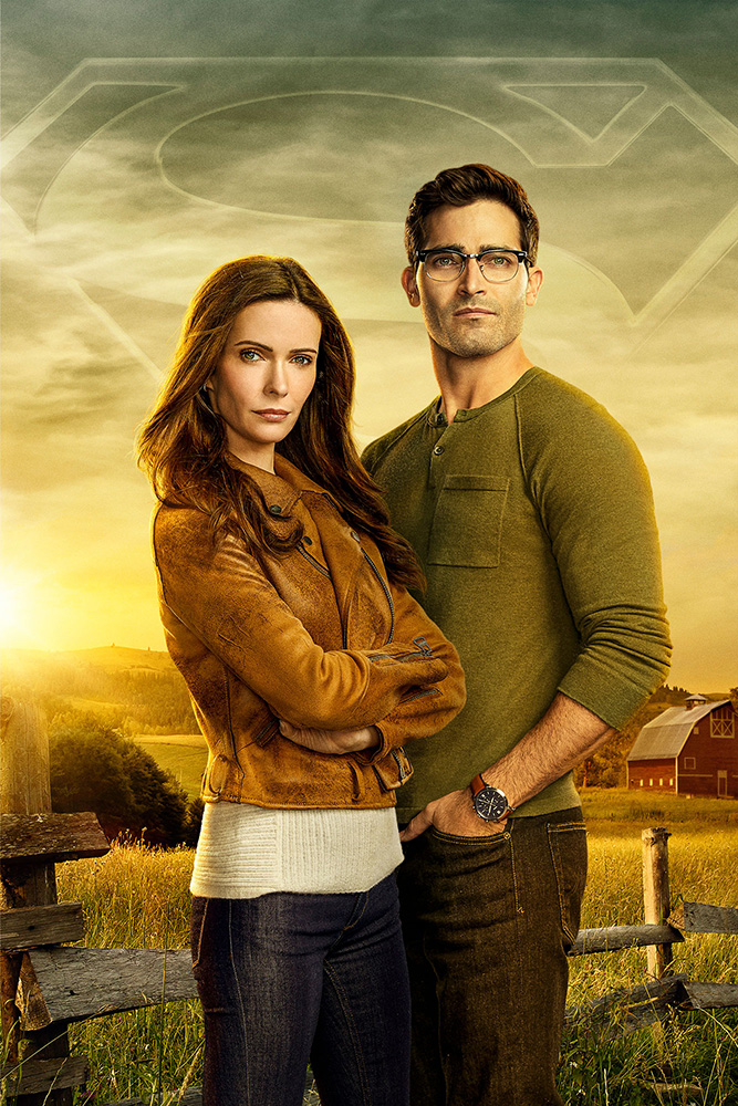 Superman & Lois First Look: Lois Lane and Clark Kent