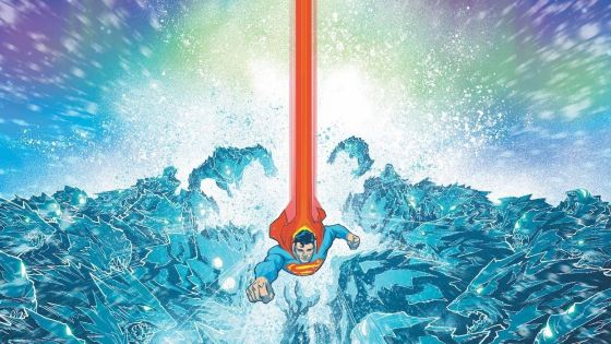 'Superman: Endless Winter Special' #1 review