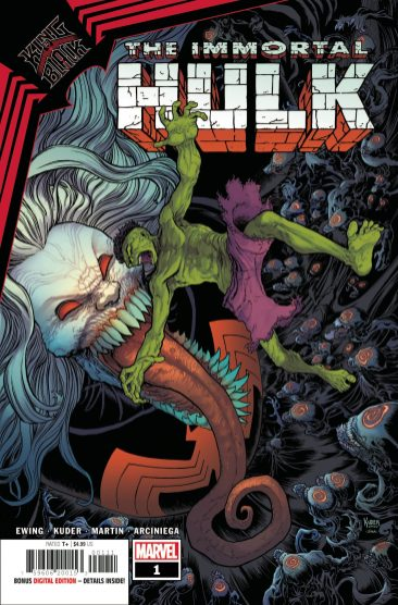AIPT Comics Podcast Episode 102 King in Black Immortal Hulk #1
