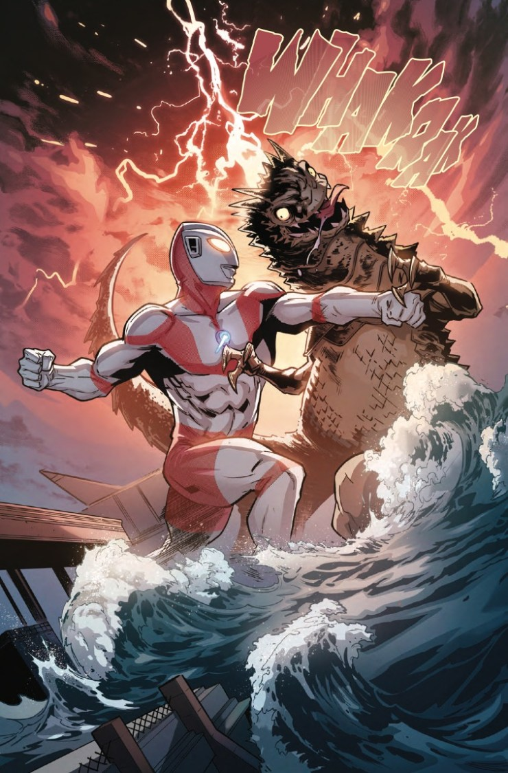 Marvel Preview: The Rise of Ultraman #5