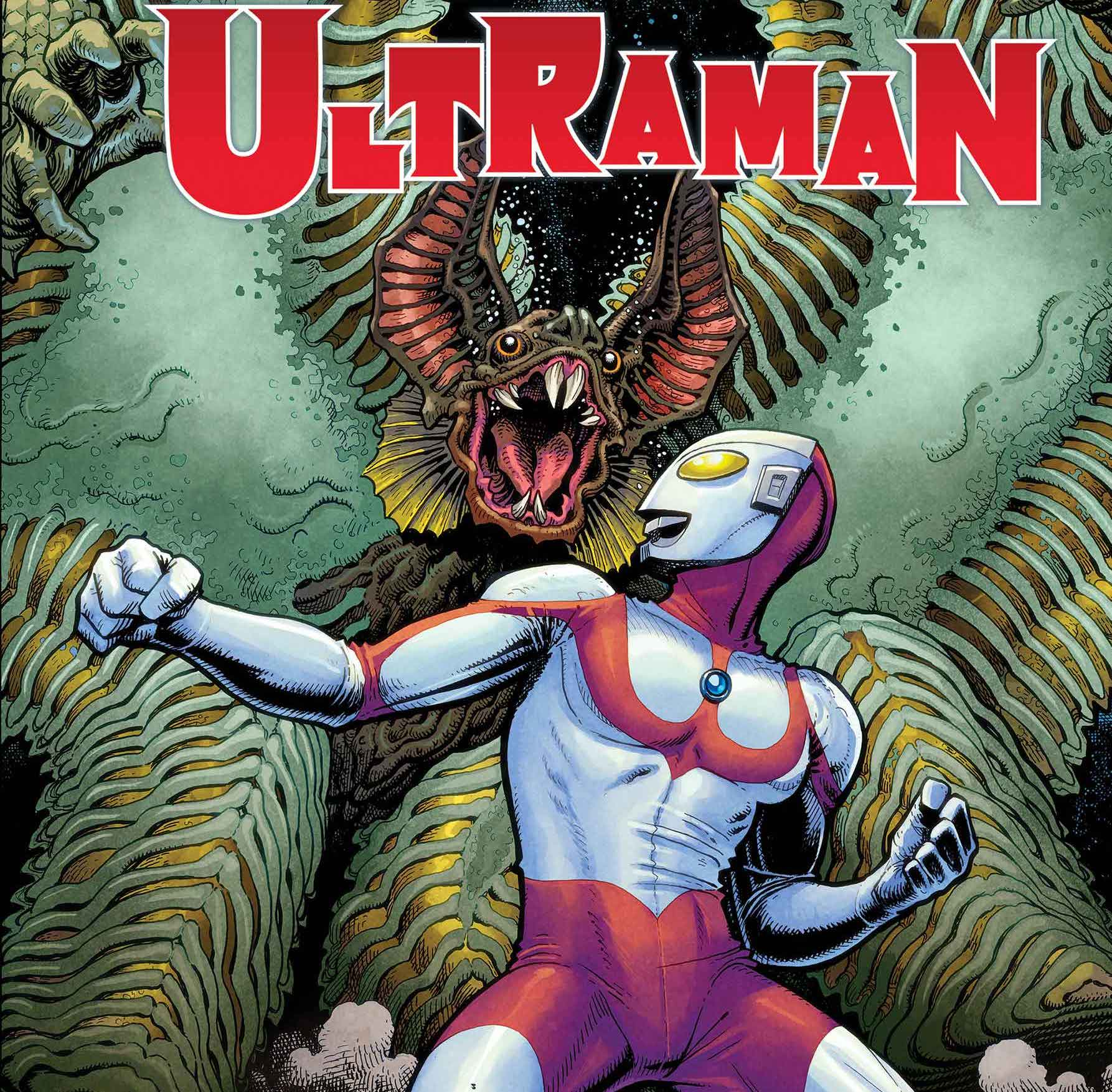 'The Trials of Ultraman' #1 and the complicated life of a 10 story tall hero